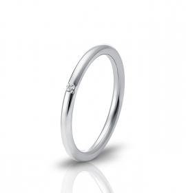 Wedding ring in 18 Karat gold - WRW007
